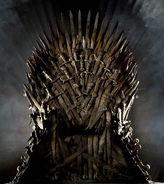 GoT throne