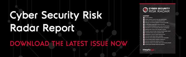Risk Radar Report